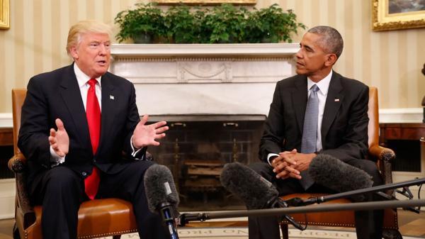 Donald Trump le respondió a Barack Obama y criticó a la ONU