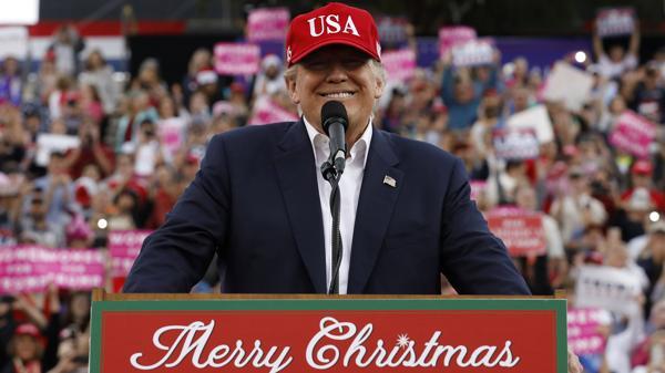 Donald Trump superó los 270 votos en el Colegio Electoral y es formalmente presidente electo de Estados Unidos