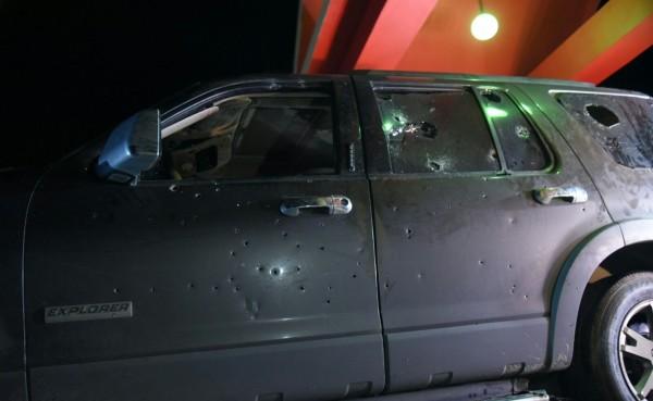 Fuerzas de seguridad matan a John Percival y le ocupan armas y dinero