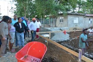 INVI espera entregar viviendas a damnificados antes que finalice el año