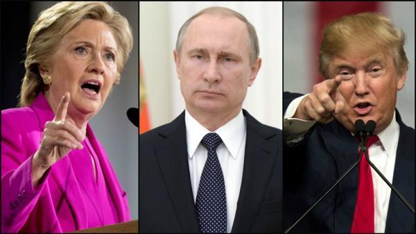 Informe de la CIA revela Rusia intento ayudar a Trump a ganar elecciones