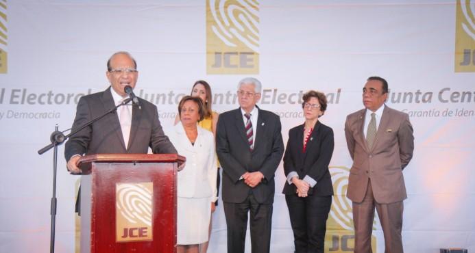 JCE: nuevos directores de Elecciones, de Informática y Administrativo