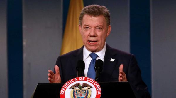 Juan Manuel Santos dio instrucciones a la policía para combatir acciones terroristas en Colombia
