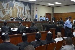Juez se reserva fallo en caso Conep y sindicatos