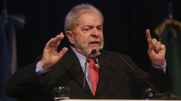 La Fiscalía General de Brasil abrió un cuarto proceso judicial contra Lula da Silva