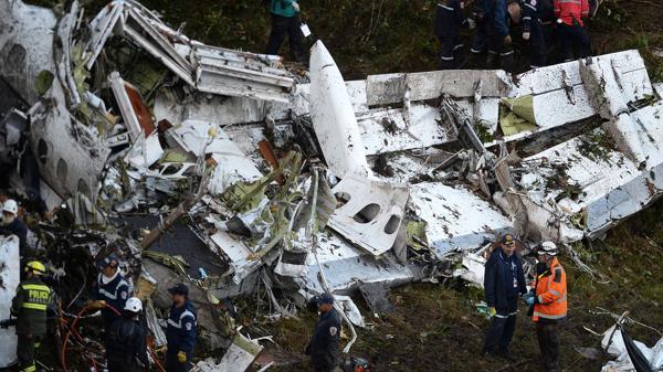 La aerolínea LAMIA responsabilizó al piloto por la tragedia del Chapecoense