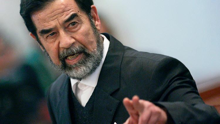 La profecía de Saddam Hussein a un interrogador de la CIA que ahora se hace realidad