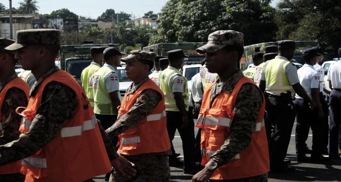 Más de 37 mil brigadistas desde ayer en las calles preservando vidas