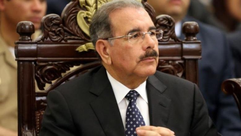 Presidente Medina se solidariza con Brasil por tragedia del Chapecoense