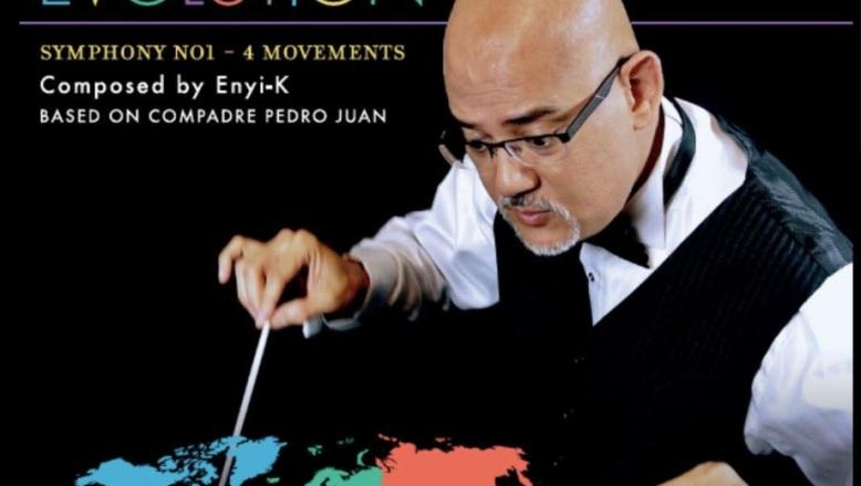Maestro de música clásica Enyi-K presenta Evolución, Sinfonía No.1