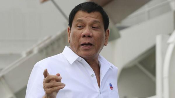 NO JUEGA ; Presidente de Filipinas afirmo cuando era alcalde mato de manera personal a delincuentes para dar ejemplo a la policía