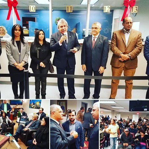 """Nueva York: Gobierno inicia Feria promocional de """"Ciudad Juan Bosch"""" que beneficiará a miles de dominicanos"""