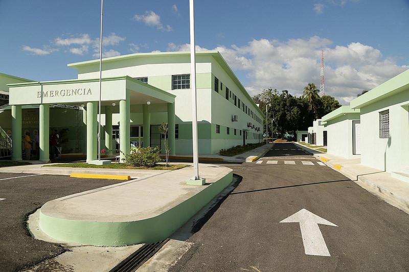 Más de 55 mil personas recibirán servicios en nuevo y moderno hospital en Pedernales