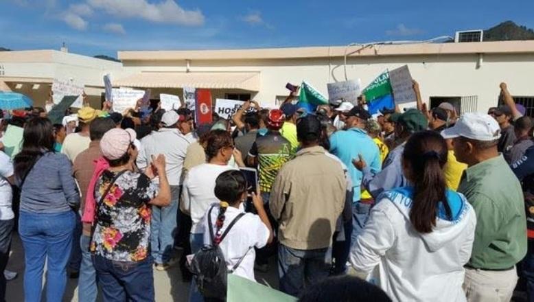 Protestan en Constanza por cierre único hospital