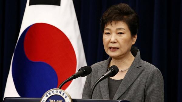 Presentan moción de destitución contra presidenta surcoreana por corrupción