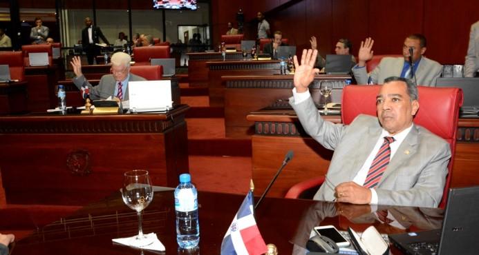 Senado aprueba proyecto de Ley para declarar el Estado de Emergencia