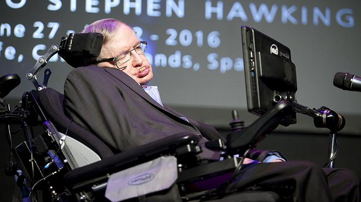 Stephen Hawking es dado de alta en Roma tras dos días de hospitalización