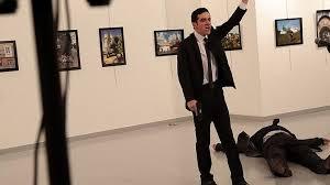 VÍDEO FATAL; Matan en vivo a embajador Ruso en Turquia