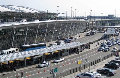 Aeropuerto Kennedy (New York) aporta mayor flujo de pasajeros de vuelos regulares a RD