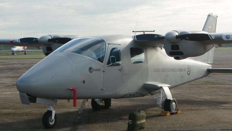 Gobierno compra avioneta por 975 mil dólares para combatir narcotráfico