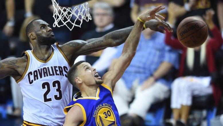Duelo Cavaliers contra Warriors acapara atención en jornada navideña