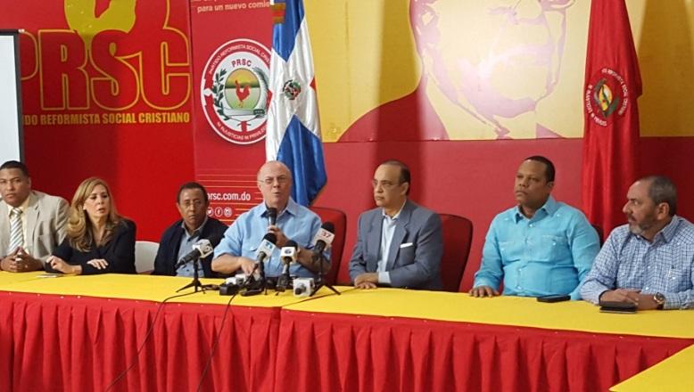 Hipólito Mejía sugiere PRSC lleve a debate democrático su conflicto interno