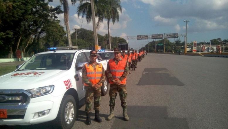 Obras Públicas implementa programa asistencia vial carretera Navarrete-Montecristi