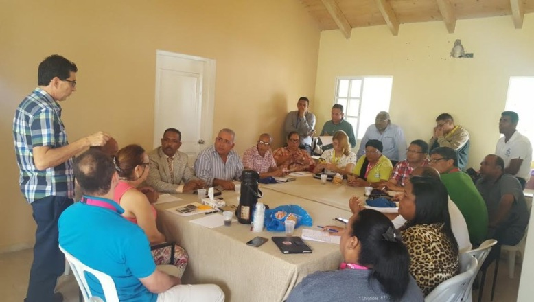 Puerto Plata une voluntades bajo una mesa de coordinación solidaria