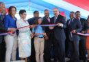 1,015 estudiantes de Sabana Perdida están contentos; Danilo Medina entrega escuela
