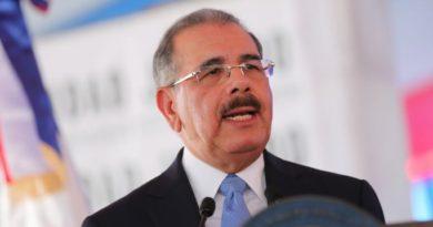 Danilo Medina: en juventud se concentran condiciones para el proyecto de nación que nos impulsa