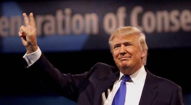 Inauguración oficinas de apoyo a Trump será a ritmo de merengue