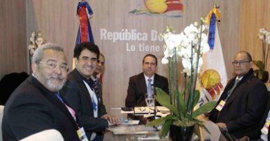 Ministro García coordina con cónsules dominicanos en España, promoción e inversión turística