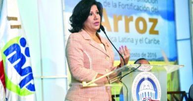 Margarita Cedeño será dada de alta este lunes