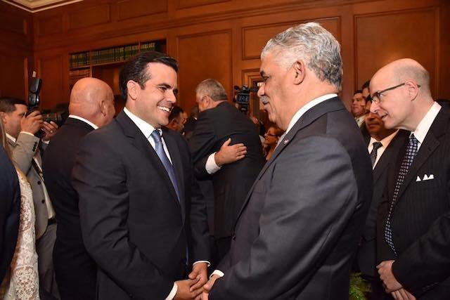 Nuevo gobernador de PR y República Dominicana reafirman lazos amistad y comercio