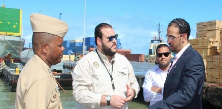 Autoridad Portuaria intervendrá puerto marítimo de Puerto Plata