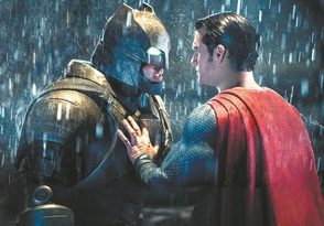 Batman y Superman pierden los poderes