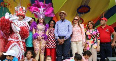 Concluye por todo lo alto el Carnaval Santo Domingo Este 2017