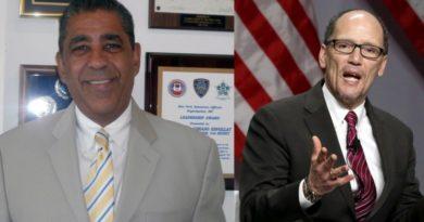 Espaillat dice Pérez garantiza unidad de los demócratas en EEUU y critica twitter de Trump