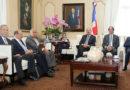 Presidente Medina pasa balance a planes para lograr una educación de calidad