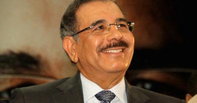 Presidente Danilo Medina agradece mensaje de felicitación de Trump por Independencia RD
