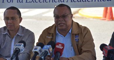 Profesores UASD acuerdan inicio de docencia el lunes
