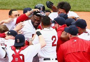 Jugadores de Boston extrañan a David Ortiz en inicio de entrenamientos