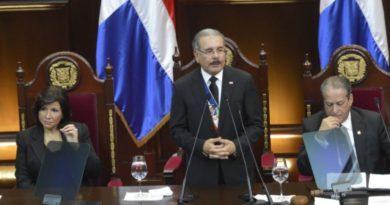 Medina se declara primer abanderado de la lucha contra la corrupción en RD