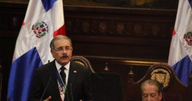 Presidente Medina afirma más de un millón de dominicanos ha salido de la pobreza