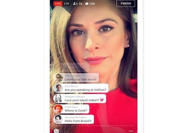YouTube permitirá hacer transmisiones en vivo desde tu smartphone