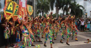 Colorido y creatividad en Muestra Nacional de Carnaval Infantil 2017 celebrada este sábado