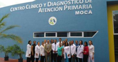 Gobierno entrega a mocanos Centro de Diagnóstico y Atención Primaria