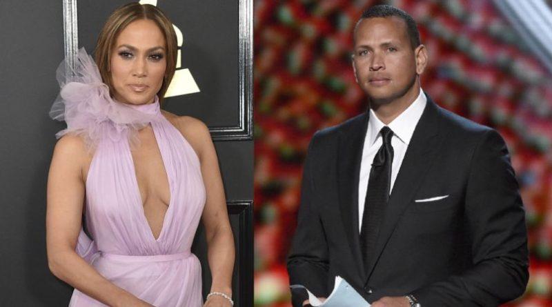 Jennifer López tiene nueva pareja: el exjugador de béisbol Alex Rodríguez