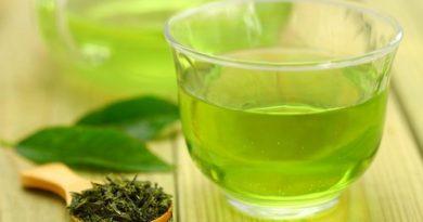 El té verde es una bebida que dejó de estar de moda