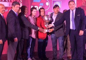 Guzmán proclama fútbol RD vive su mejor momento